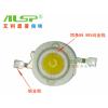 1W台湾广稼LED大功率灯珠 铜支架99.99纯金线