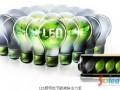 全国累计推广LED高效照明产品7.8亿只