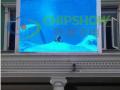 齐普光电户外LED显示屏成校园广告信息发布新宠