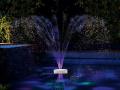 浪漫设计  LED随身照明喷泉带来清凉盛夏