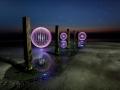 LED描绘的美丽夜景 (5)