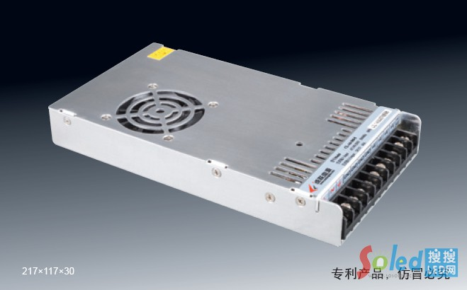 300W显示屏超薄电源 LED显示屏电源 诚联电源 LED网