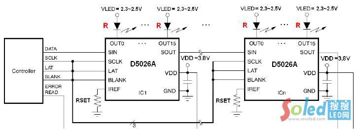 D5026A大屏幕16位 LED控制器 得倍电子3