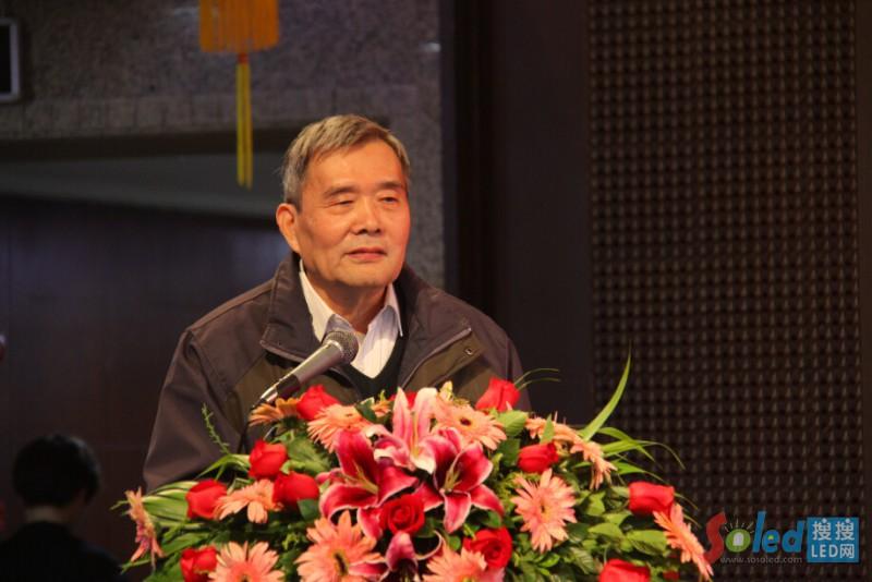中国光协LED显示应用分会技术组组长李熹霖