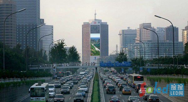 北京户外全彩LED显示屏