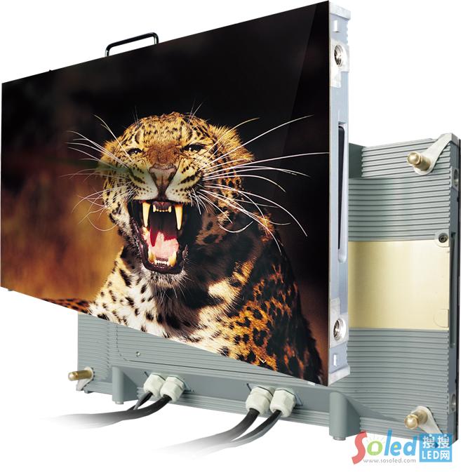 金钱豹小间距P1.9 LED显示屏