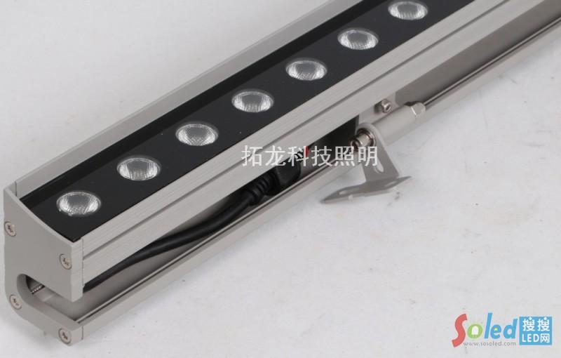 18W藏线式洗墙灯5